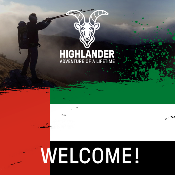 New HIGHLANDER country
